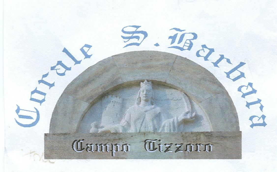 Logo Corale Santa  Barbara